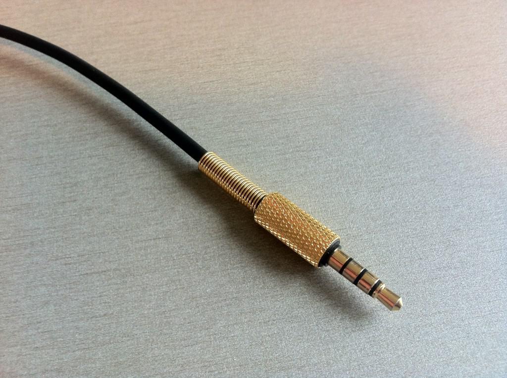 Marshall Monitor - minijack kabel