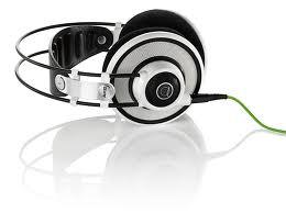 AKG Q701 Quincy Jones over ear høretelefon
