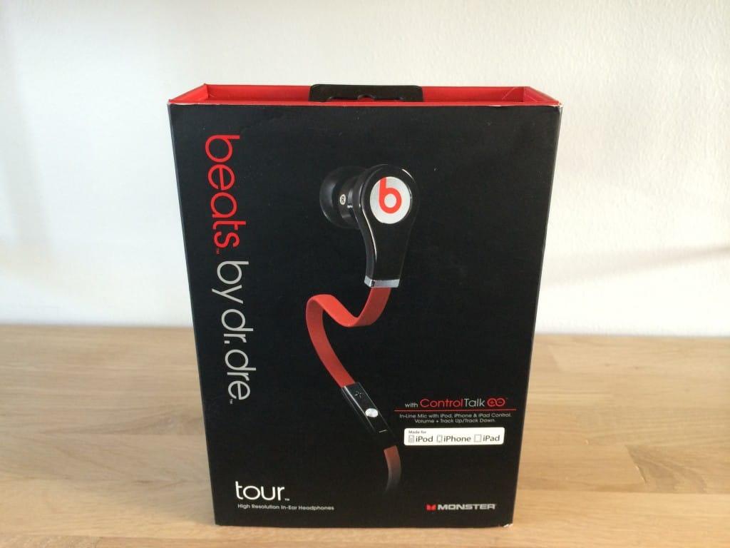 Beats by Dre Tour in-ear