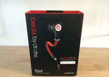 Beats by Dre Tour in-ear