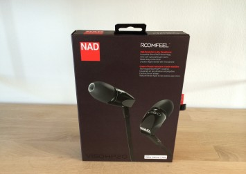 NAD HP20 in-ear