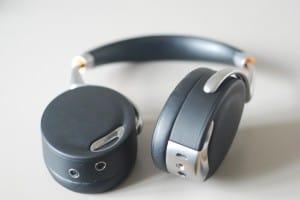Parrot Zik trådløs høretelefon uden kabel