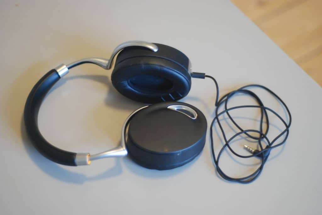 Parrot Zik Bluetooth høretelefon med DSP