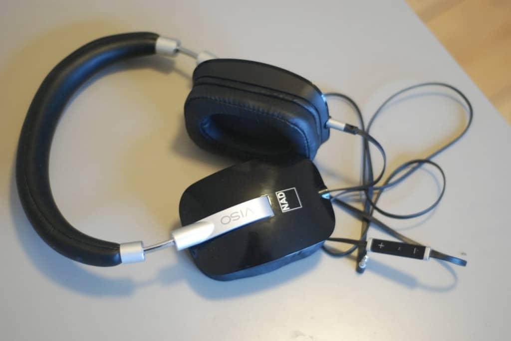 NAD Viso HP50 høretelefon