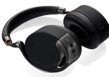 Parrot Zik over ear høretelefon i sort