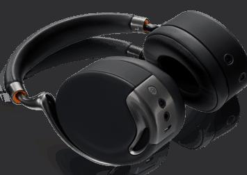 Parrot Zik over ear høretelefon i sort