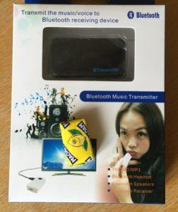 Bluetooth sender til TV lyd