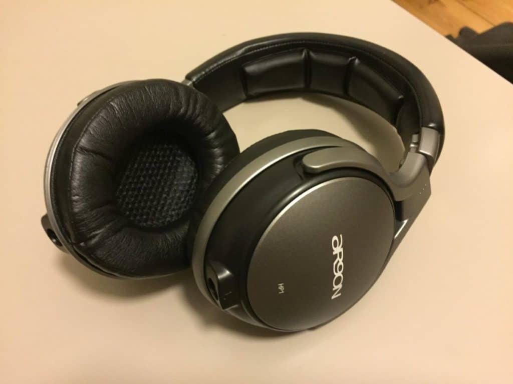 Argon HP1 over ear høretelefoner
