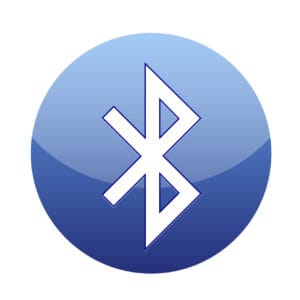 bluetooth streaming logo