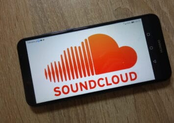 soundcloud logo streaming musik og podcast